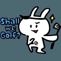 エンジョイゴルフ!~ お誘い編①