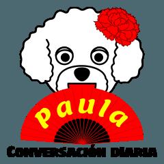 Paulaが使うスペイン語の日常会話