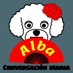 Albaが使うスペイン語の日常会話