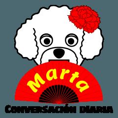 Martaが使うスペイン語の日常会話