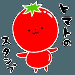 トマト好きのためのトマトくん
