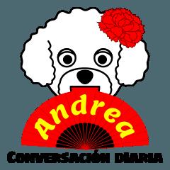 Andreaが使うスペイン語の日常会話