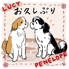 LUCY & PENELOPE(日本語版)