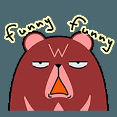 クール クマ Cucu [Animated]