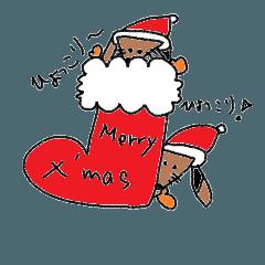 チョコのハロウィーン&クリスマス