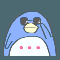 ひねくれペンギン。
