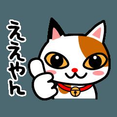 毎日使える大阪弁ねこ【関西弁】