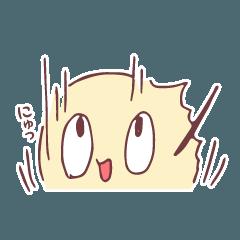 ぴゅ〜助の日常スタンプ2