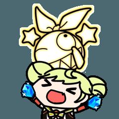 崩壊3rd アニメーションスタンプ Vol.1