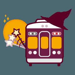 【公式】阪急電車グッズ「Hankyu Densha」5