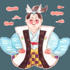 [LINEスタンプ] 日本昔話すたんぷ (1)