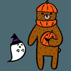 秋冬セバスチャン君 ハロウィンクリスマス