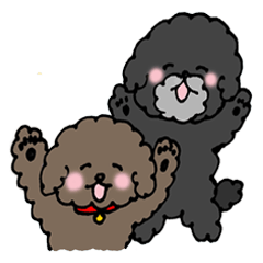 迷子犬の掲示板応援団4