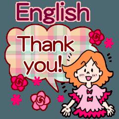 英語で伝えよう!ありがとう&感謝の気持ち