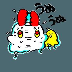 ぴっぴちゃんとひよこちゃん5擬音