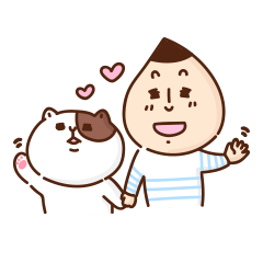 ネコとバムパパ