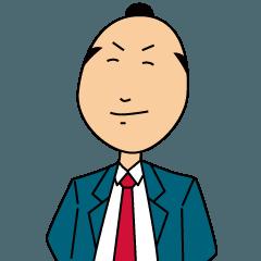侍(SAMURAI)サラリーマンの日常