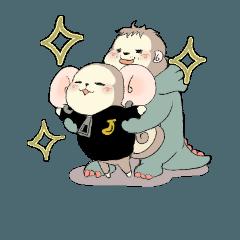 ウッキー夫婦2