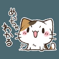 ふんわり関西弁にゃんこ。