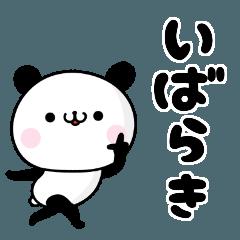 茨城弁 パンダ