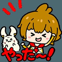 ラストピリオド Vol.3 動くスタンプ