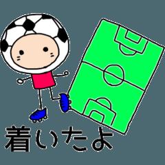 サッカー生活