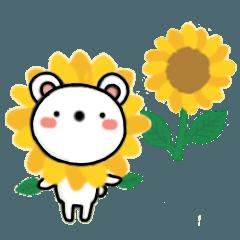 白くまちゃん4 夏 Ver.