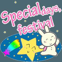 特別な日 フェスティバル (EN)