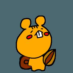 [LINEスタンプ] えなぽあーとのスタンプ2 裏方編