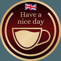 coffee time (Sticker version)