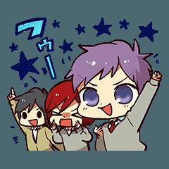 堀さんと宮村くんスタンプVol.2
