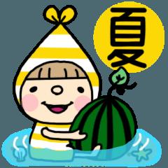 小人の世界5【夏】