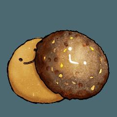 焼きたてクッキー