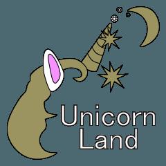 Unicorn Land ユニコーンの世界