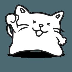 ネコなの?(日常+夏)