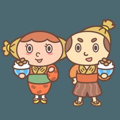 相沢食産の納豆名作劇場