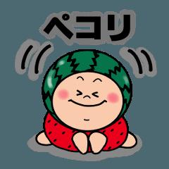 アニマル柄大好きオカン(夏Version)