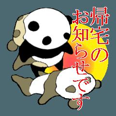 ぱんだーる7(帰宅専用)