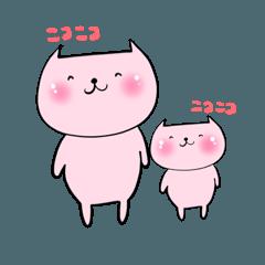 [LINEスタンプ] にゃもスタンプ4 (1)