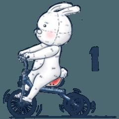 YUYUウサギさん1