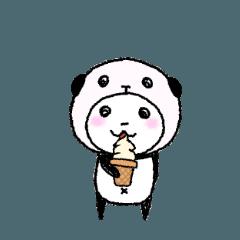 パンダinぱんだ (うご12~夏~)