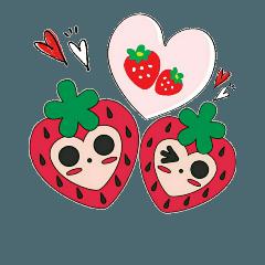 ラブリーいちごちゃん♥