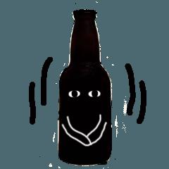 [LINEスタンプ] ボトルくん