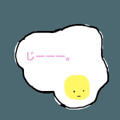 [LINEスタンプ] タマゴっ子