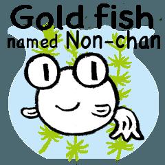 金魚ののんちゃん英語版