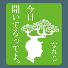 [LINEスタンプ] TOKYO knowledge