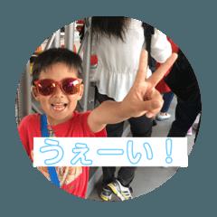 [LINEスタンプ] はづきち02