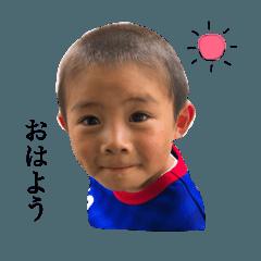 [LINEスタンプ] ヒロコタマコの日田弁スタンプ