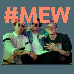 [LINEスタンプ] MEWだよ